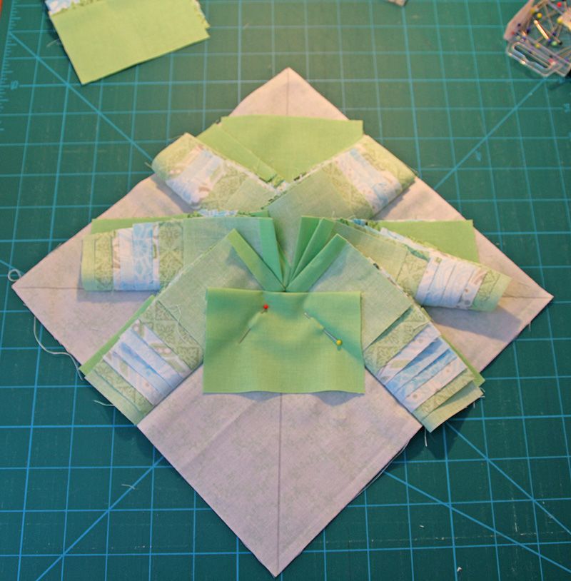 hexagon origami box - folding instructions for a fancy lid ... | 814x800