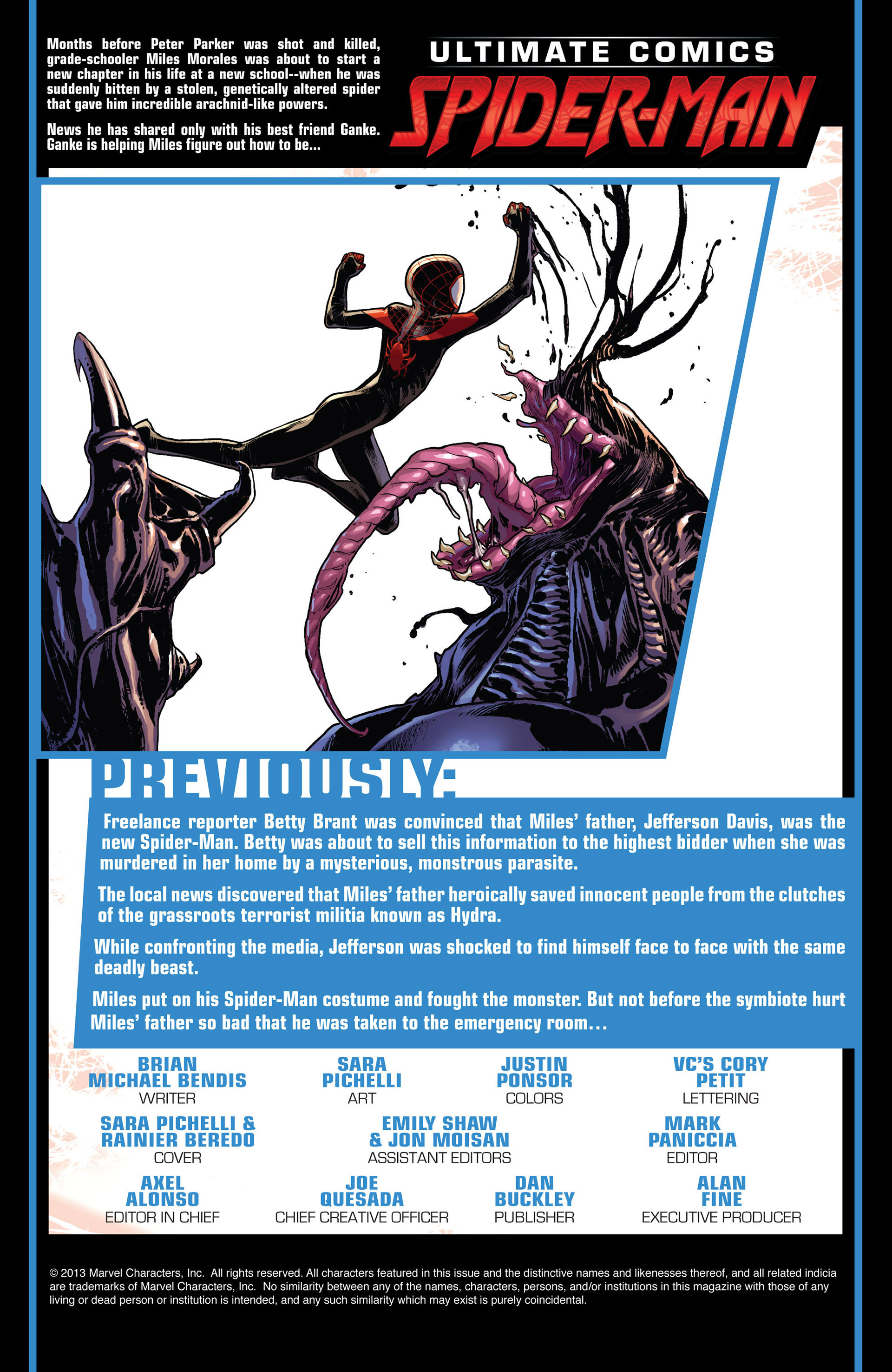 Read online Ultimate Comics Spider-Man (2011) comic -  Issue #21 - 2