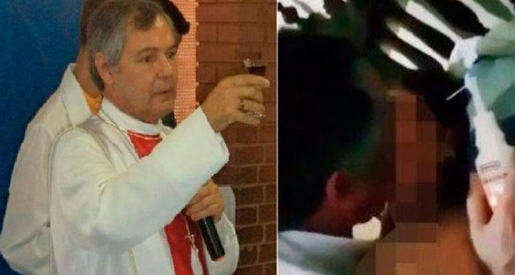 Padre suspeito de estuprar coroinha