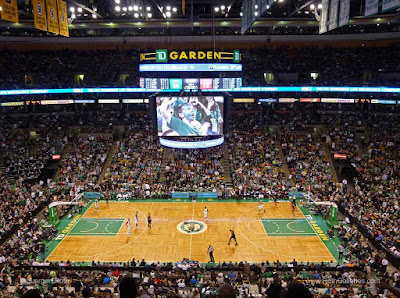 Boston Celtics TD Garden