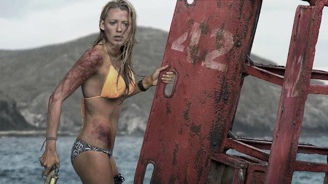 Águas Rasas | Veja o segundo trailer do thriller de sobrevivência com Blake Lively