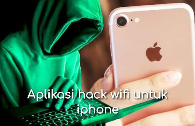 Aplikasi hack wifi untuk iphone