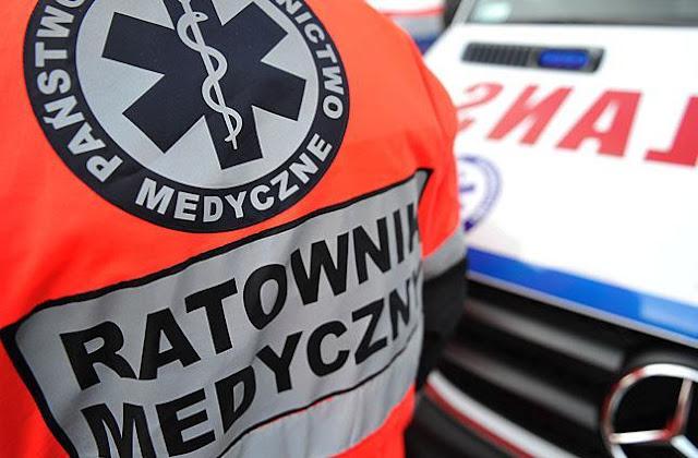 Opole Lubelskie: 7- latek wyskoczył z okna sali lekcyjnej, trafił do szpitala