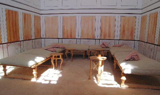 "roman dining room | ""Tweedland"" The Gentlemen's club: The Triclinium ... The ..."