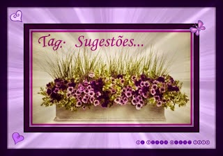 Tag sugestoes