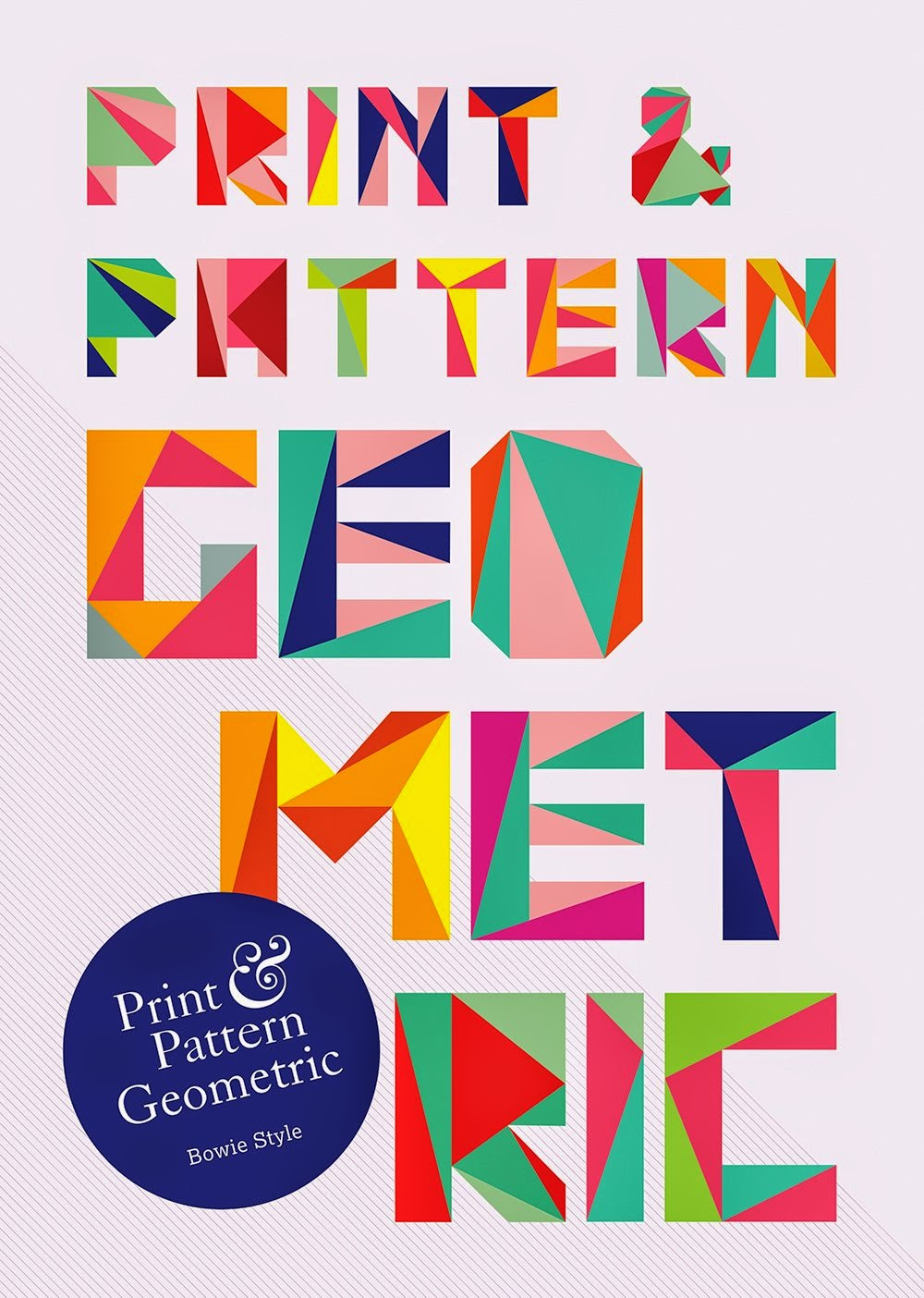 Featured in PRINT & PATTERN GEOMETRIC