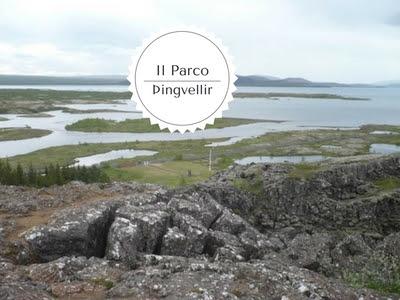 Il parco nazionale di Þingvellir in islanda