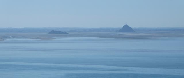 La badia del Mont Saint Michel
