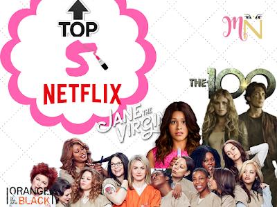 as 5 melhores séries no netflix