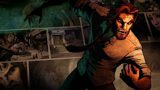 The Wolf Among Us Episode 2 PS Vita Wallpaper