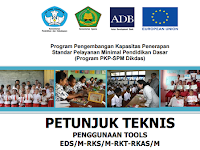 Aplikasi Tools EDS/M-RKS/M-RKT-RKAS/M Untuk Sekolah Dasar