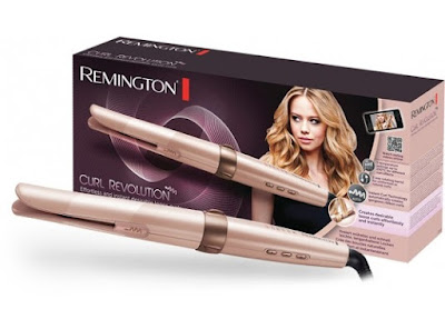 Catokan Rambut - Remington Curl Revolution