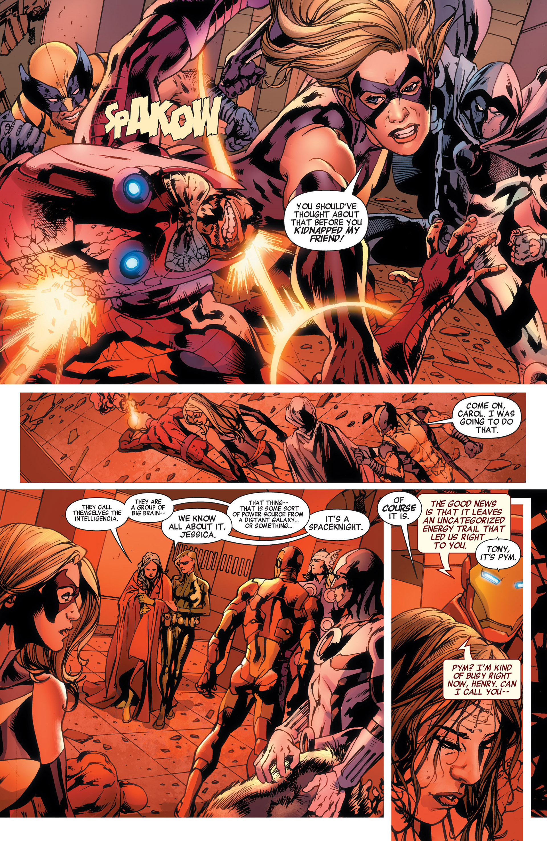 Read online Age of Ultron comic -  Issue #10 - 8
