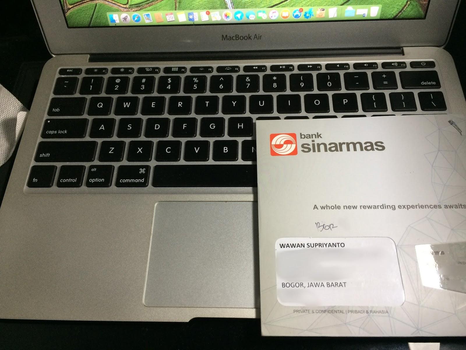 Image result for cara membuat kartu kredit sinarmas