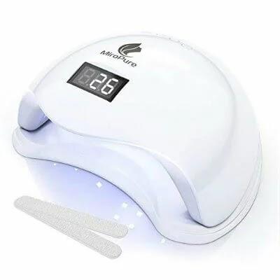best uv nail dryer for regular polish
