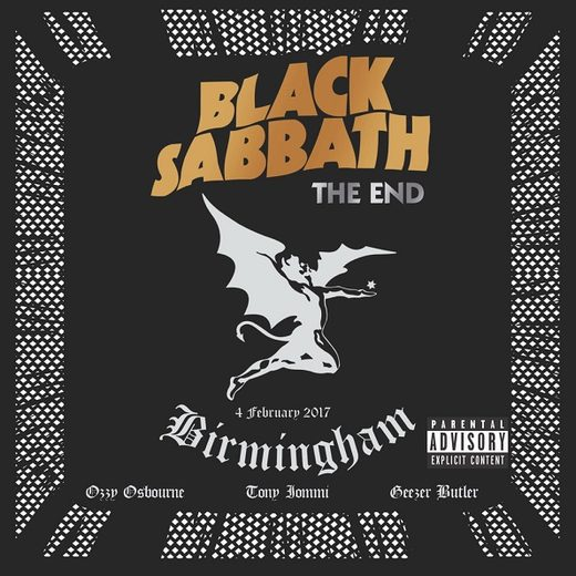 BLACK SABBATH - The End [Live In Birmingham] (2017) full