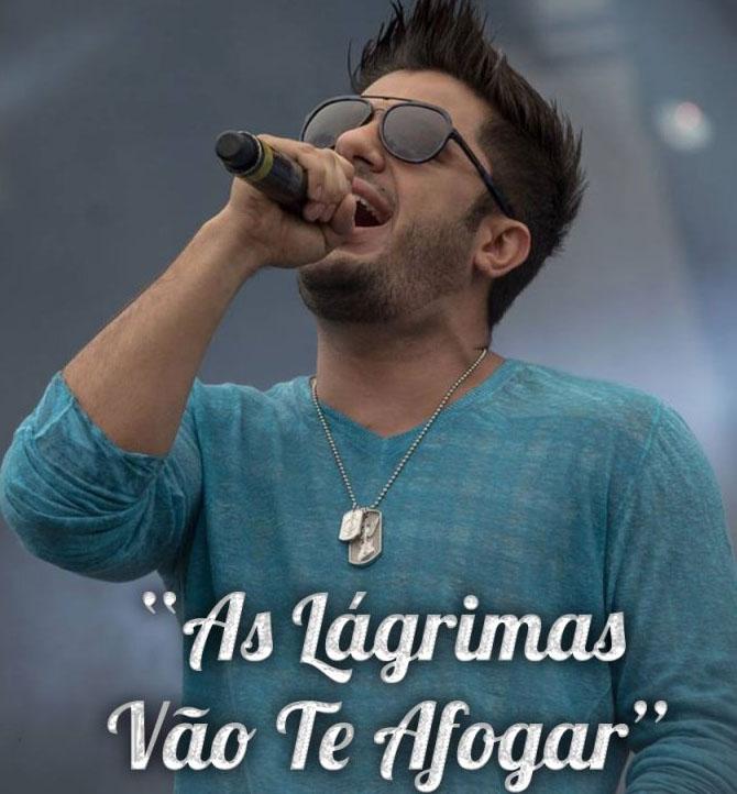 Cristiano Araújo - As Lágrimas Vão Te Afogar MP3