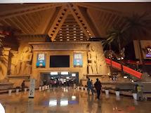 Usa Trip Las Vegas - Part 1 Tues 4th Sept