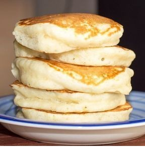 Fluffy, Fluffy Pancakes