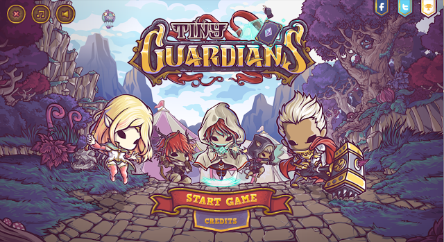 [Game] Tiny Guardians