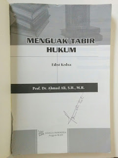 Menguak Tabir Hukum Edisi Kedua