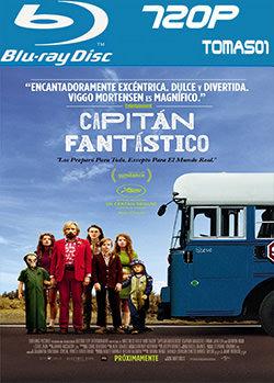 Capitán Fantástico (2016) BRRip 720p