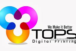 Lowongan Kerja Padang: Tops Digital Printing & Advertising Agustus 2018