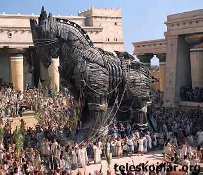 Truva atının yapımı
