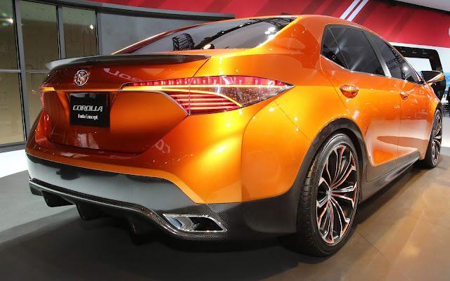Toyota Corolla contará com motorização alemã BMW em 2018