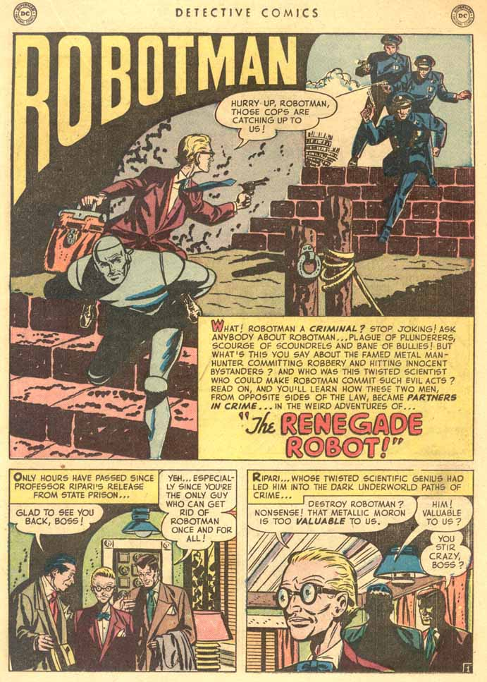 Read online Detective Comics (1937) comic -  Issue #160 - 27