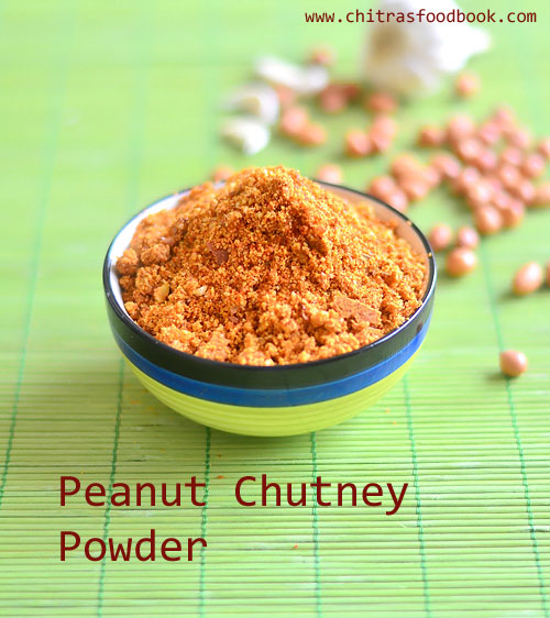 Karnataka chutney pudi recipe