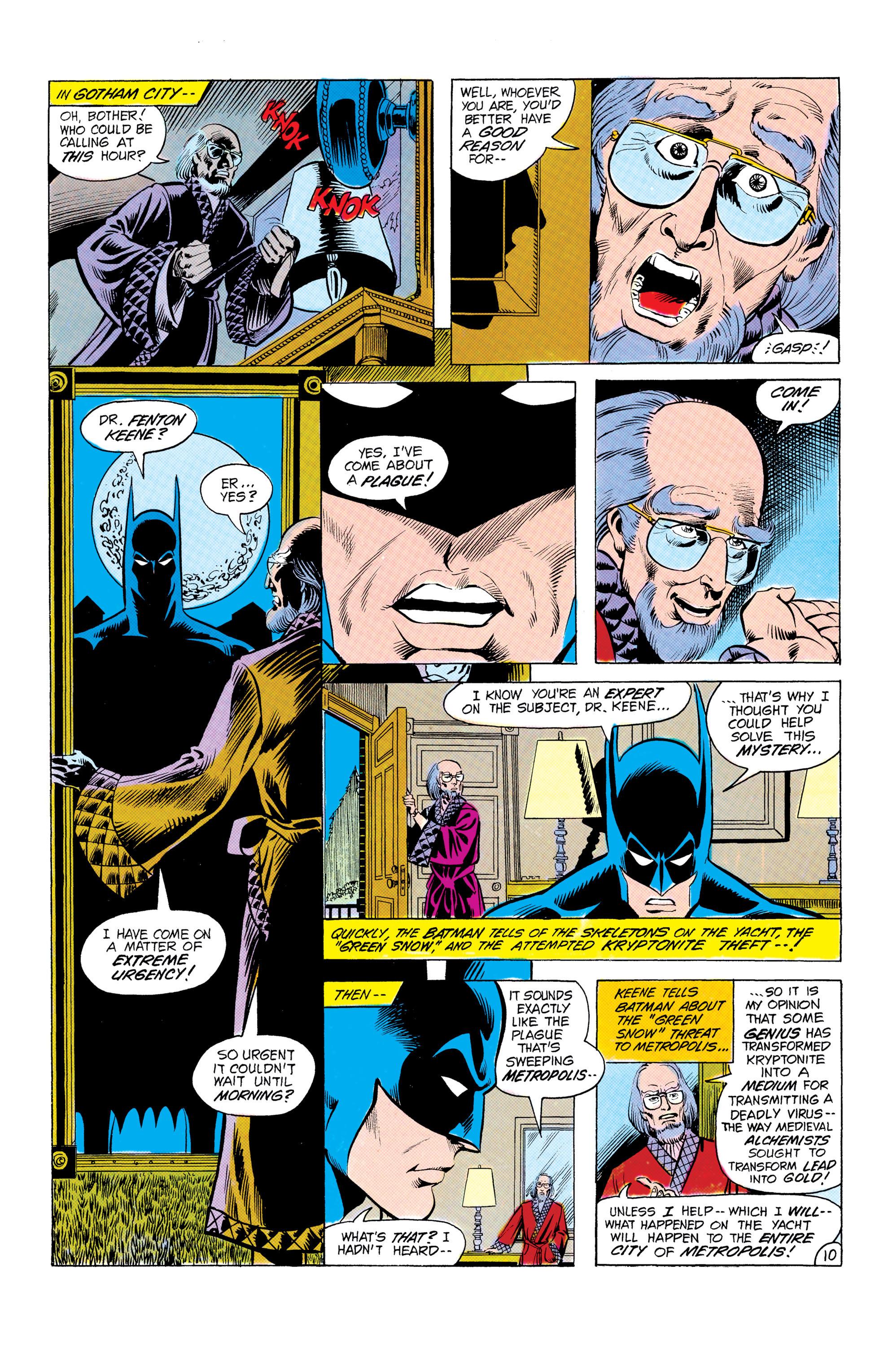 Read online World's Finest Comics comic -  Issue #303 - 11