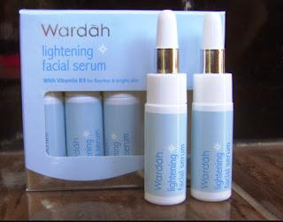 Lightening Facial Serum Wardah