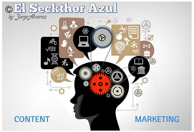 Marketing de contenidos por Jorge Álvarez