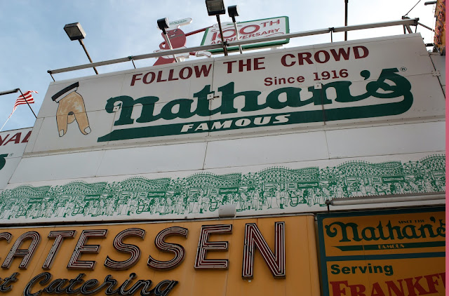 Nathan's Coney Island