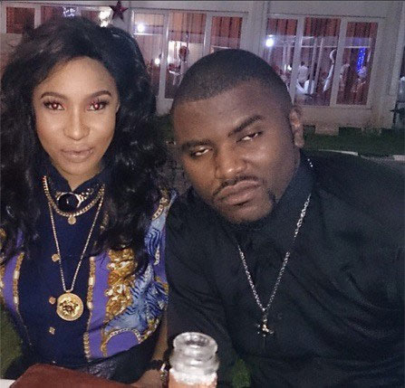 Tonto Dikeh's ex-boyfriend mocks her after split with husband