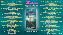 Magpie Blog Tour