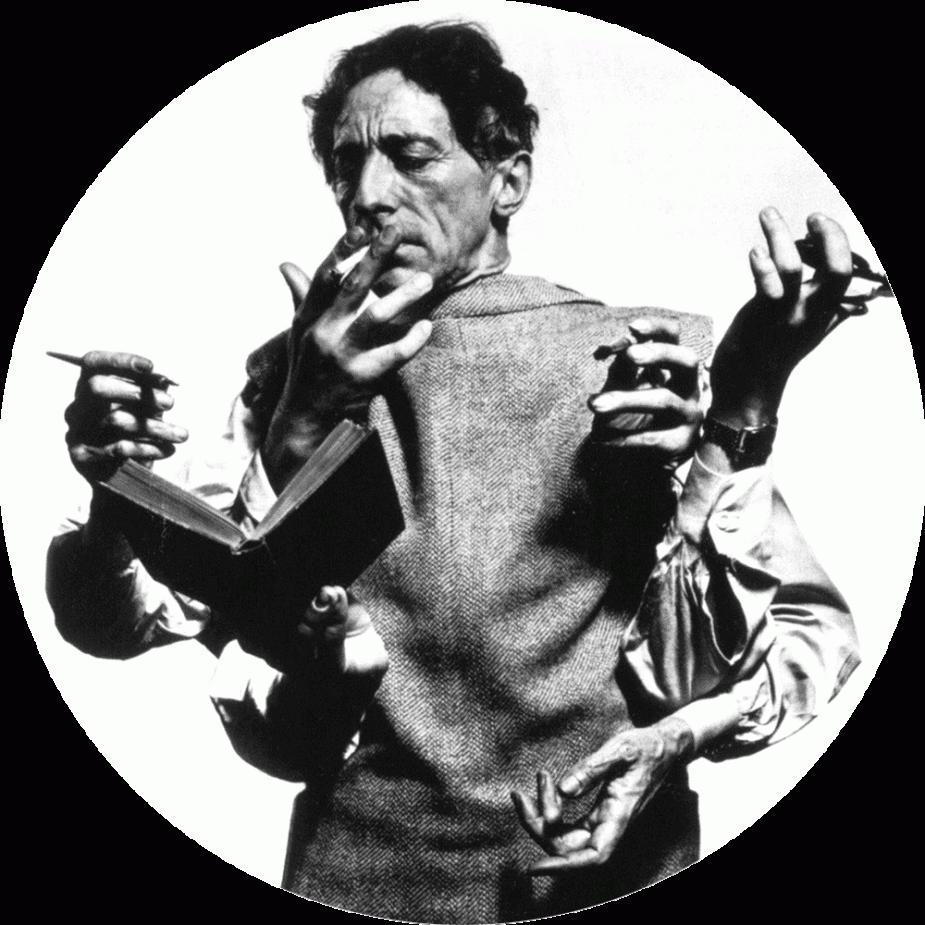 Jean Cocteau exhibition