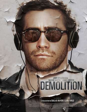 Demolition 2015 Hindi Dual Audio BRRip Full Movie Download