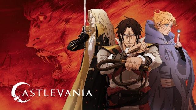 الكشف رسميا عن موعد إطلاق الموسم الثاني لمسلسل Castlevania و إليكم أول الصور …