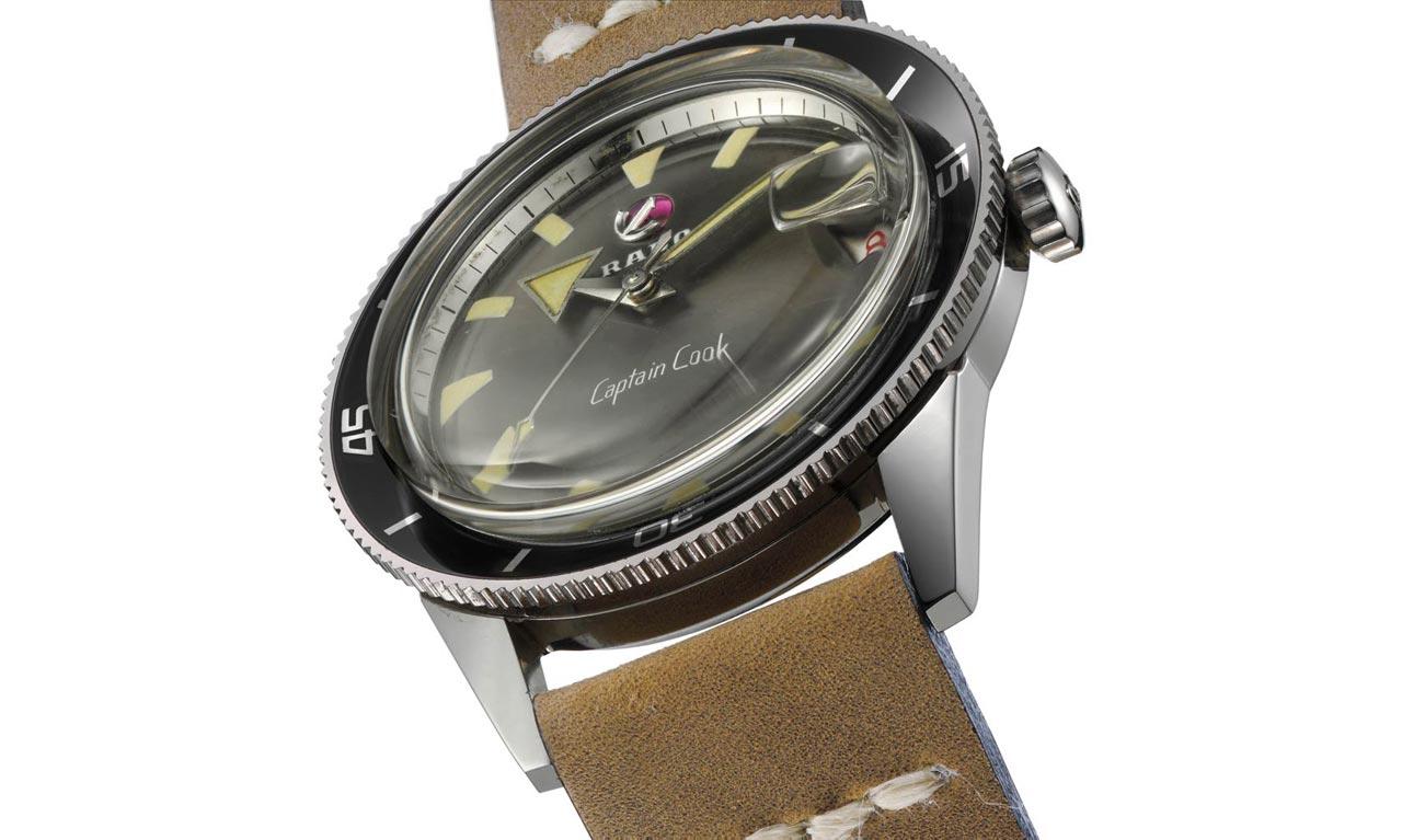 Rado Hyperchrome Captain Cook Collection Time And Watches