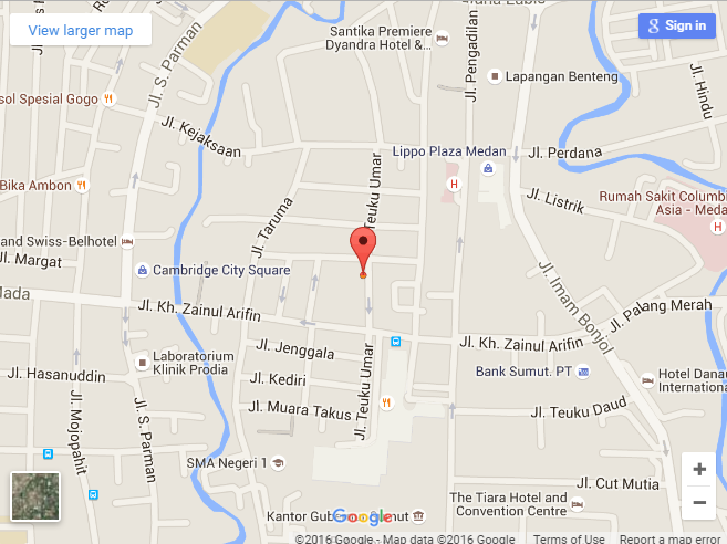 alamat rumah sakit materna medan Jl. Teuku Umar, Petisah ...