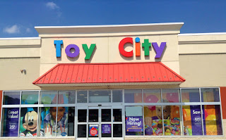 Party City Toy City Pop Up Holiday Shops