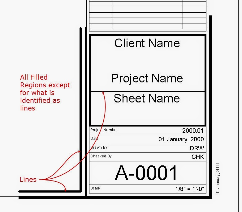 Technical Drawing Template for AutoCAD -    technicaldrawingnet - copy software architecture blueprint template