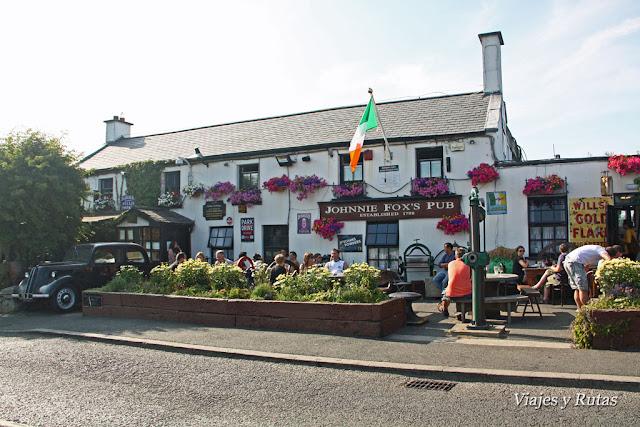 Johnnie Fox´s pub