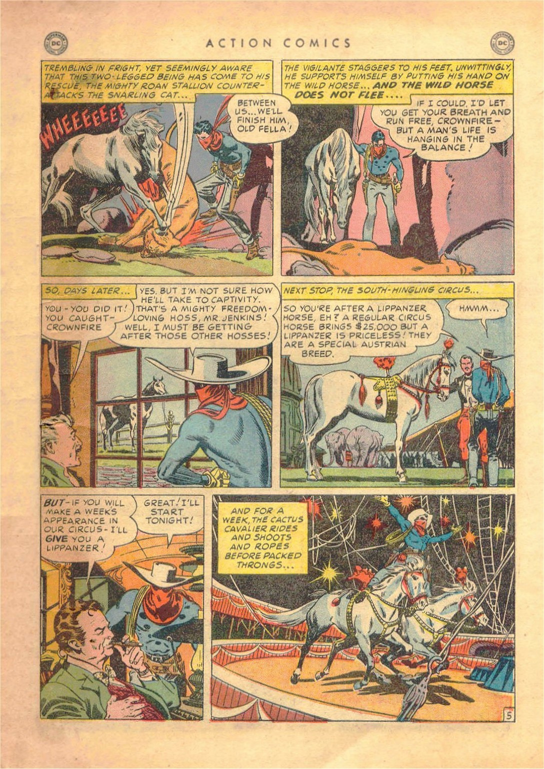 Read online Action Comics (1938) comic -  Issue #138 - 44