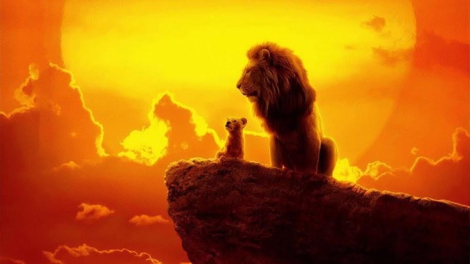 The lion king 2019 mufasa simba 4k 19 wallpaper - Lion 4k wallpaper for mobile ...