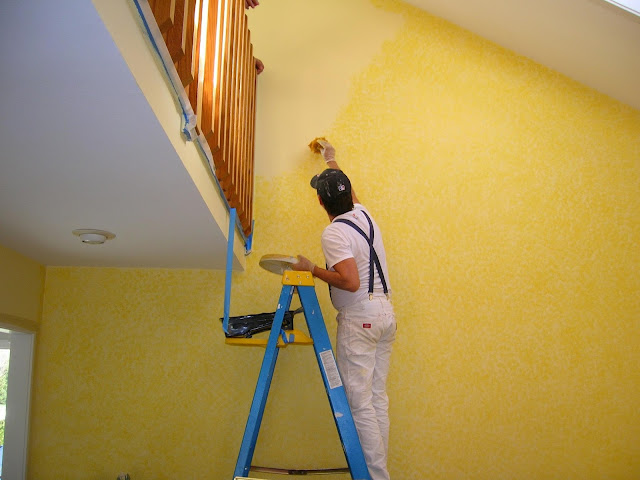 Home painting service by house painters