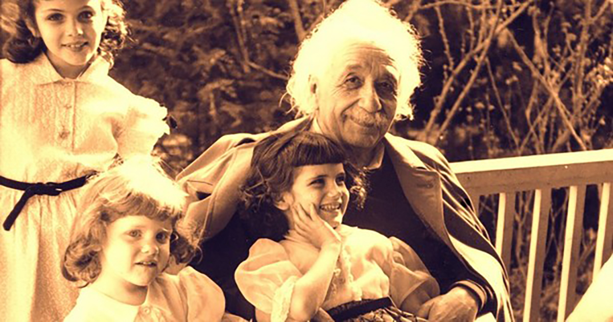 Current Addiction Einstein Wrote A Letter His Daughter Would Keep