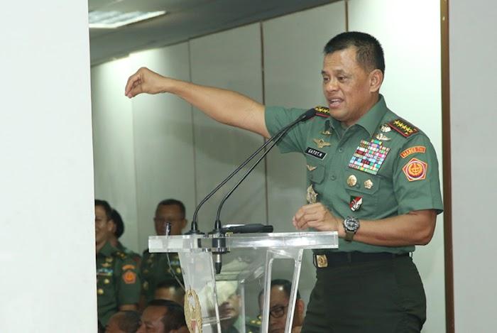 Panglima TNI: Waspadai Disintegrasi Bangsa